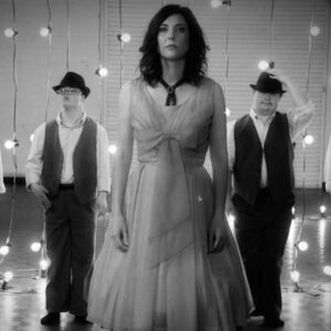 """The Audreys - film clip for """"Baby are you there"""" + Restless Dance"""
